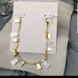 Kendra Scott, Gold/Silver, Lynne, Necklace